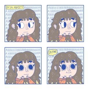 """Social Anxiety"""